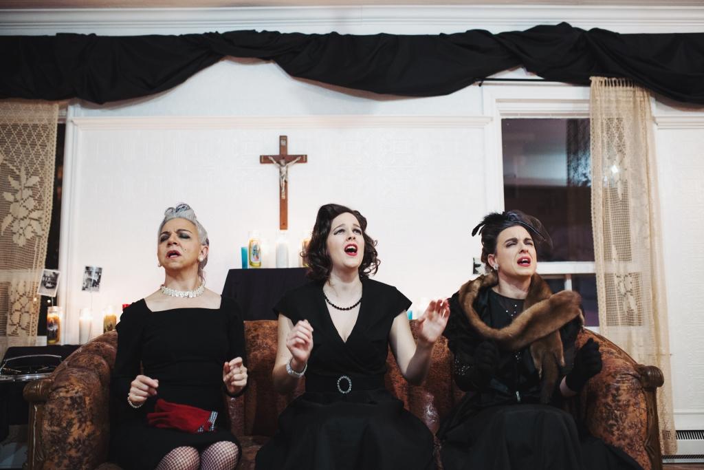 Entre 4 murs : Requiem - novembre 2016