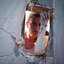 Entre 4 murs : Des craquelures - septembre 2016