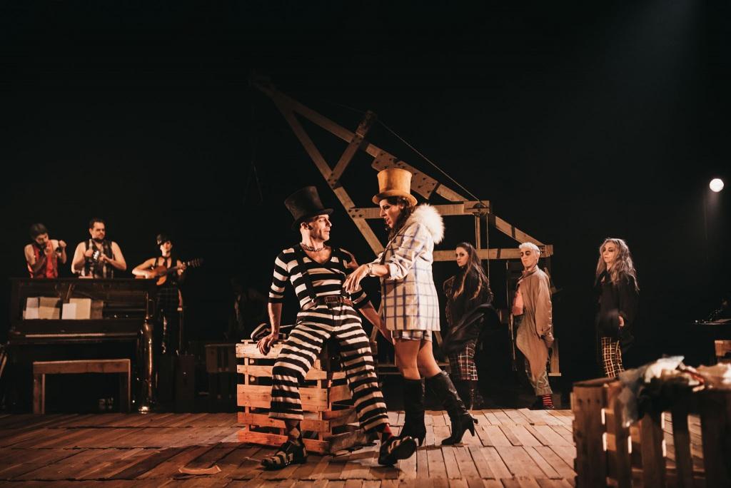 L'Opéra des Gueux