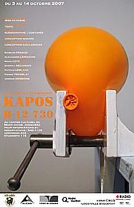 KAPOS B-12 730 (2007)